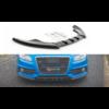 Maxton Design Front splitter voor Audi A4 B8 S line / S4