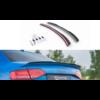 Maxton Design Tailgate spoiler lip for Audi A4 B8 / B8.5 / S line