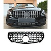 OEM LINE GT-R Panamericana Look Front Grill for Mercedes Benz CLA-Class W117 / C117