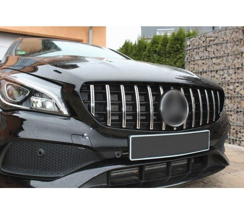 GT-R Panamericana Look Front Grill voor Mercedes Benz CLA-Klasse W117 / C117 / X117