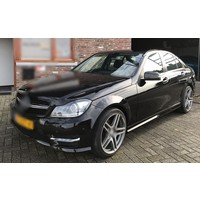 Facelift AMG Line Look Front bumper for Mercedes Benz C-Class W204