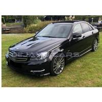 Facelift AMG Line Look Voorbumper voor Mercedes Benz C-Klasse W204