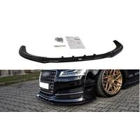 Front splitter for Audi S8 D4 Facelift