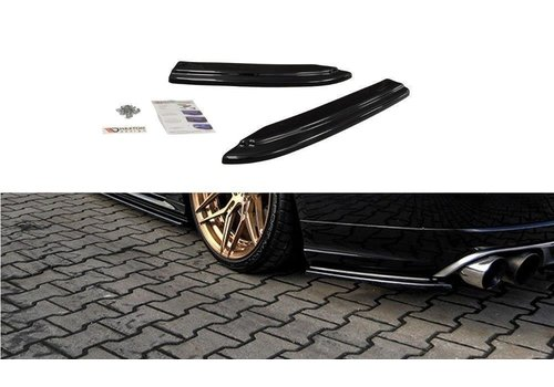 Maxton Design Rear splitter für Audi S8 D4 Facelift
