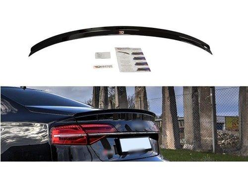 Maxton Design Heckspoiler lippe für Audi Audi S8 D4 Facelift