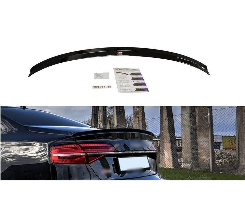 Heckspoiler lippe für Audi Audi S8 D4 Facelift
