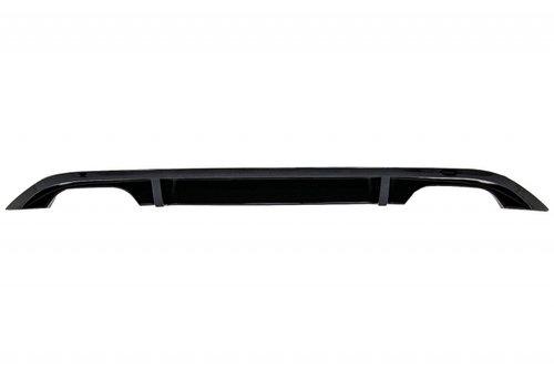 OEM LINE R Look Diffusor für Volkswagen Golf 7