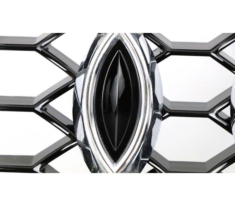 Emblem holder for Audi