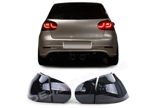 OEM LINE® R20 / GTI Look LED Tail Lights for Volkswagen Golf 5