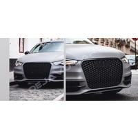 RS1 Look Front Grill voor Audi A1 8X