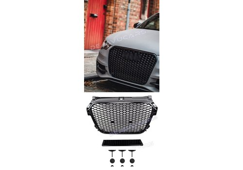 OEM LINE RS1 Look Front Grill voor Audi A1 8X