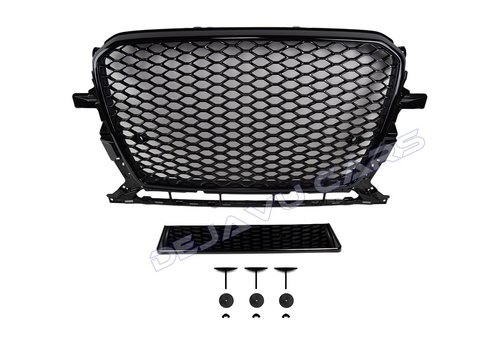 OEM LINE RS Q5 Look Front Grill for Audi Q5 8R