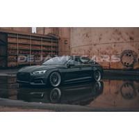 RS5 Look Kühlergrill Black Edition für Audi A5 B9