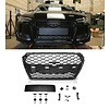 OEM LINE RS4 Look Front Grill voor Audi A4 B9
