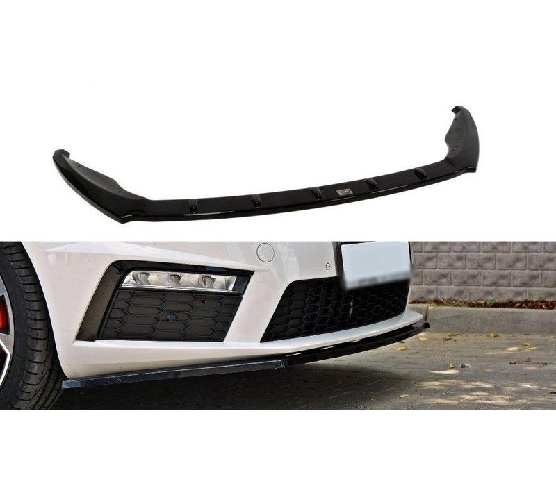 Front splitter V.1 for Skoda Octavia RS Mk3 / Mk3 FL