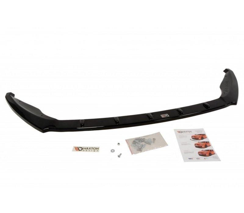 Front splitter V.1 voor Skoda Octavia RS Mk3 / Mk3 FL