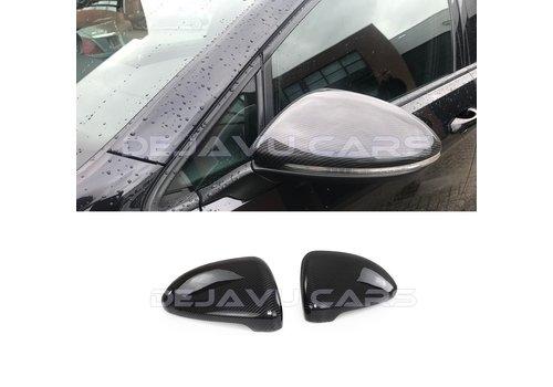 OEM LINE Carbon mirror caps for Volkswagen Golf 7