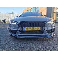 Front splitter for Audi A7 Facelift S line / S7
