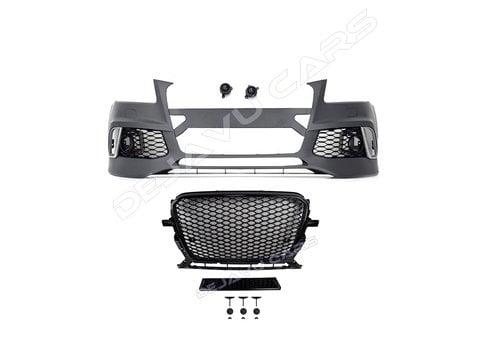 OEM LINE® RSQ5 Look Front bumper Audi Q5 8R & SQ5