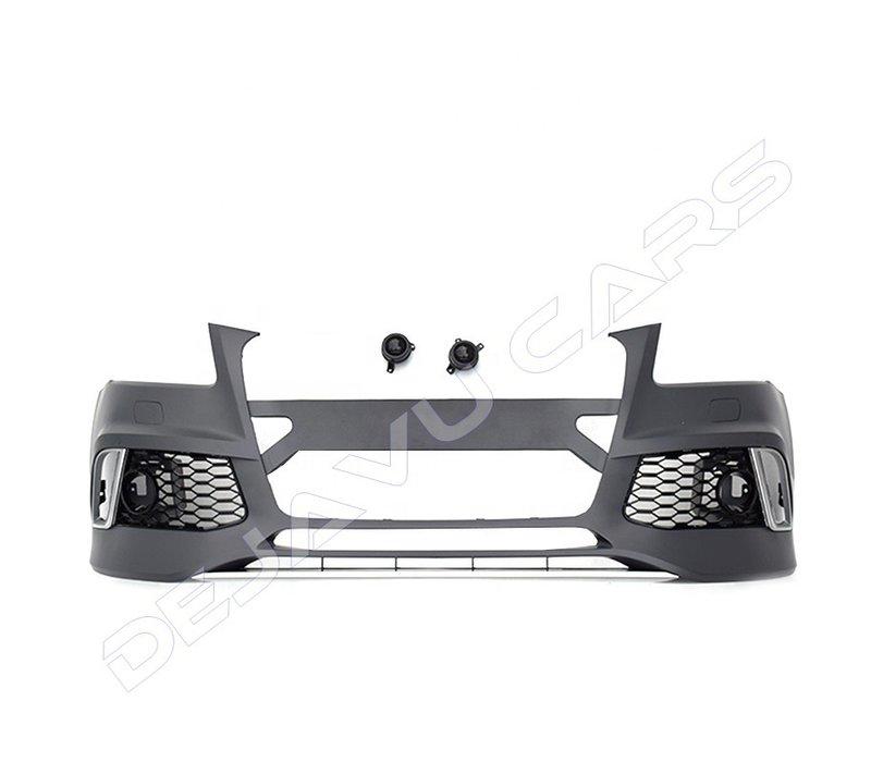 RSQ5 Look Front bumper Audi Q5 8R & SQ5