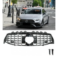 GT-R Panamericana Look Front Grill for Mercedes Benz CLA-Class W118 / C118 / X118