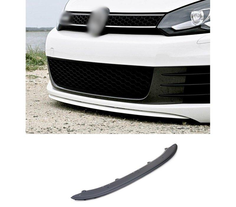 Front Splitter (Replacement) for Volkswagen Golf 6 GTI / GTD