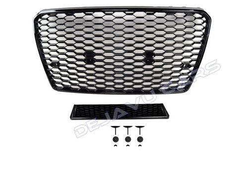 OEM LINE RS7 Look Front Grill for Audi A7 4G