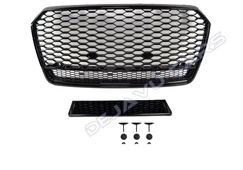 OEM LINE RS7 QUATTRO Look Front Grill for Audi A7 4G