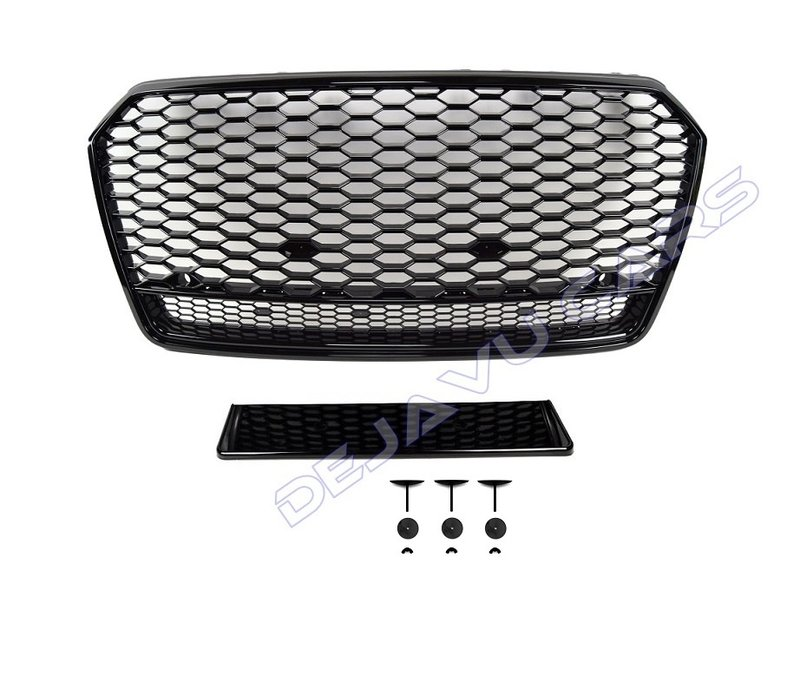 RS7 QUATTRO Look Front Grill voor Audi A7 4G