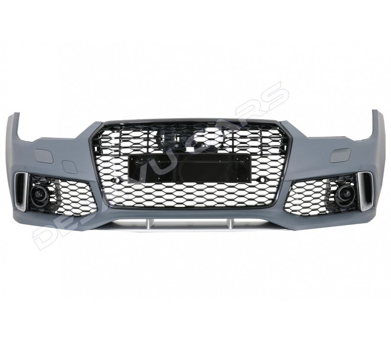 RS7 Look Front bumper for Audi A7 4G