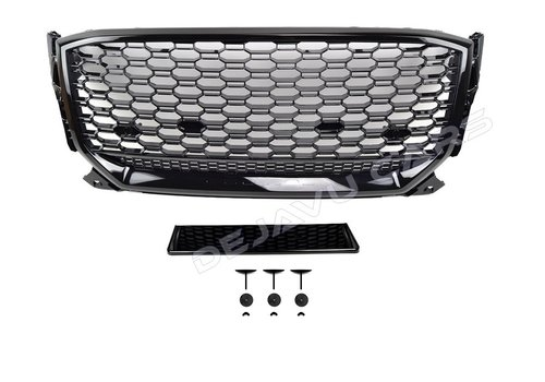 OEM LINE RS Q2 Look Front Grill for Audi Q2