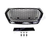 RS Q5 Look Front Grill voor Audi Q5 FY