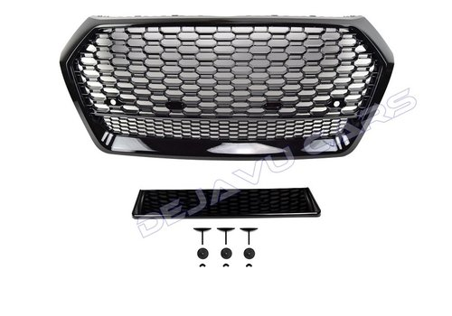 OEM LINE RS Q5 Look Front Grill for Audi Q5 FY