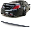 OEM LINE AMG Look Tailgate spoiler lip for Mercedes Benz S-Class W222