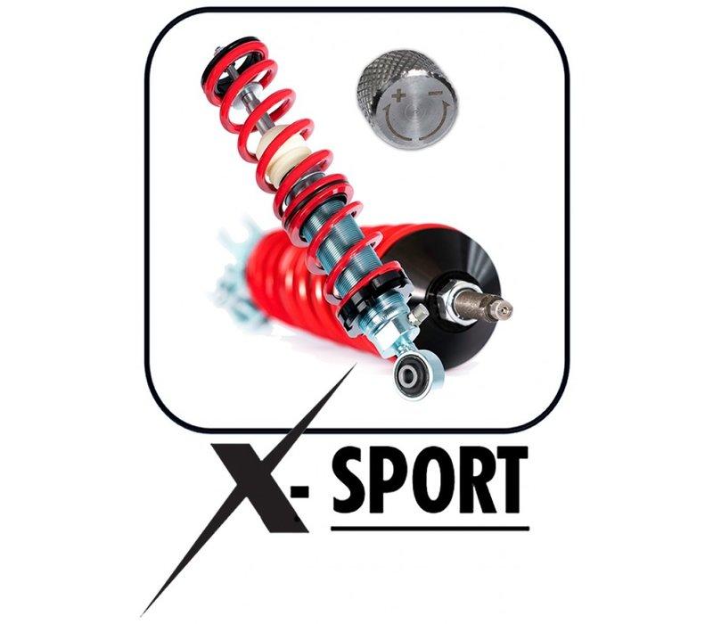 V-MAXX Gewindefahrwerk X-SPORT für Volkswagen Transporter T5 & T6