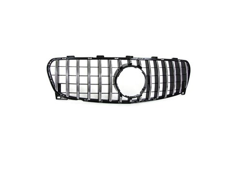 OEM LINE GT-R Panamericana Look Front Grill for Mercedes Benz GLA-Class X156 Facelift