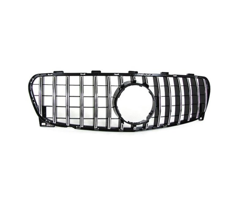 GT-R Panamericana Look Front Grill for Mercedes Benz GLA-Class X156 Facelift