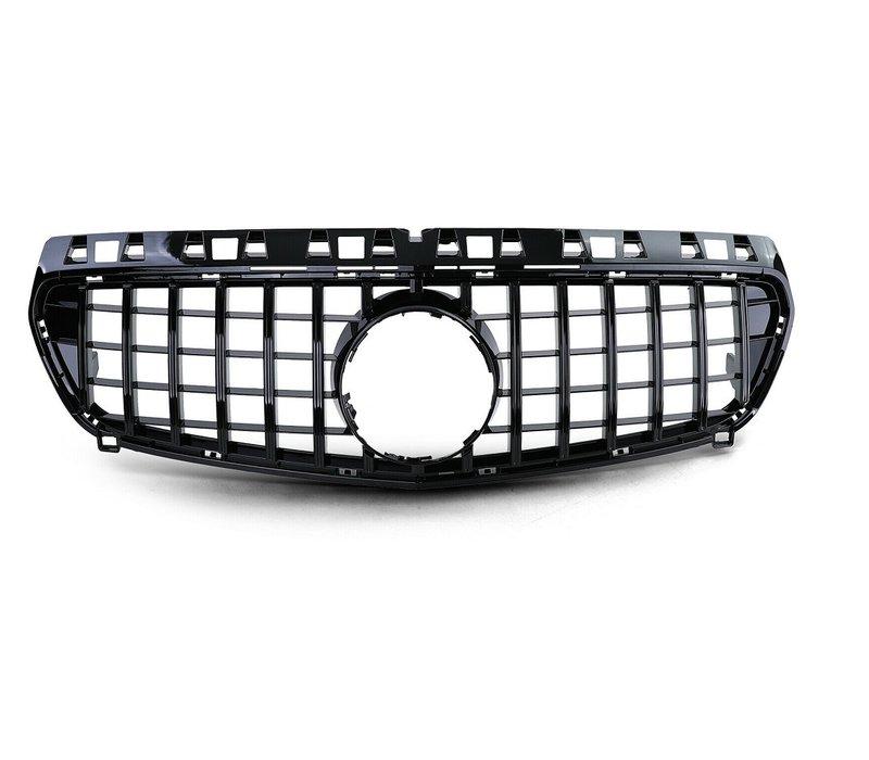 GT-R Panamericana Look Front Grill for Mercedes Benz A-Class W176