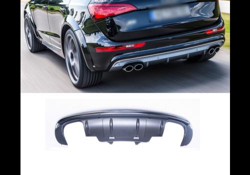 OEM LINE SQ5 Look Diffusor für Audi Q5 8R S line / SQ5