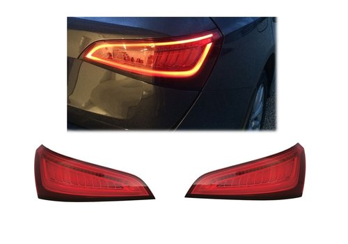 OEM LINE Facelift LED Tail Lights for Audi Q5