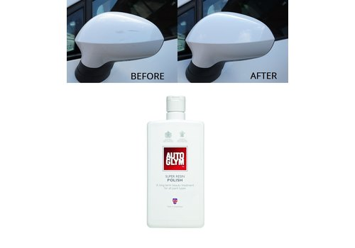 AUTOGLYM SUPER RESIN POLISH (Super Harz Politur)