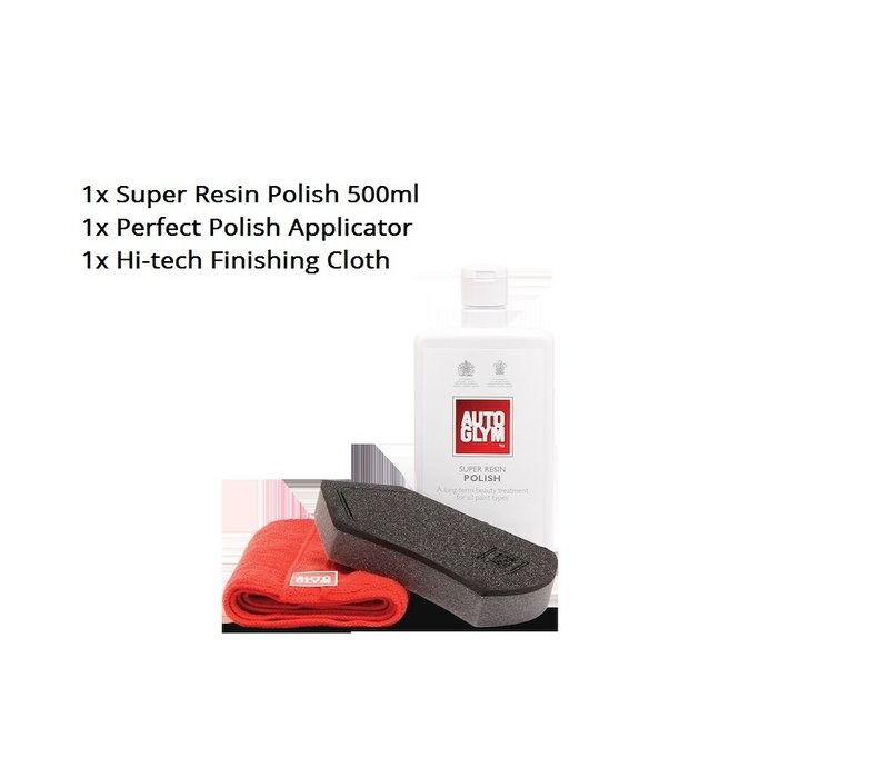 SUPER RESIN POLISH (Superhars Polijstmiddel)