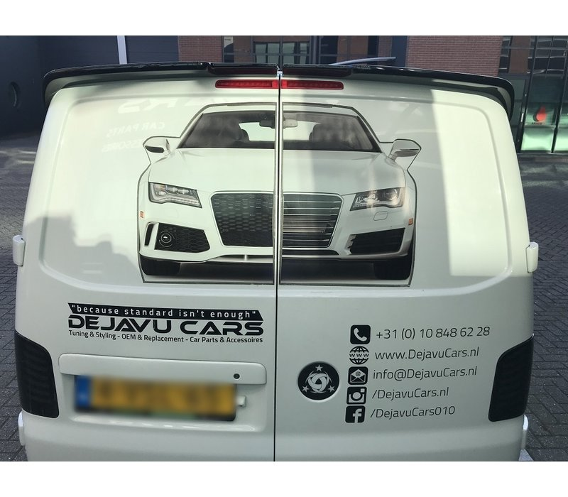 CUSTOM ''have it your way'' Front Grill for Volkswagen Transporter T5