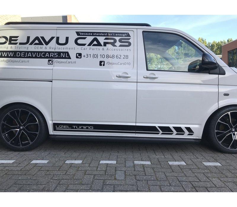 CUSTOM ''have it your way'' Front Grill voor Volkswagen Transporter T5
