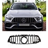 OEM LINE GT-R Panamericana Look Front Grill for Mercedes Benz A-Class W177 / V177