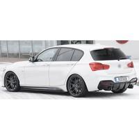 Diffusor für BMW 1 Serie F20 LCI / F21 LCI
