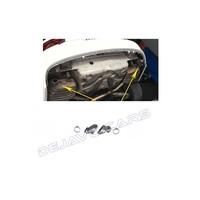 RS7 Look Diffuser voor Audi A7 4G S line / S7