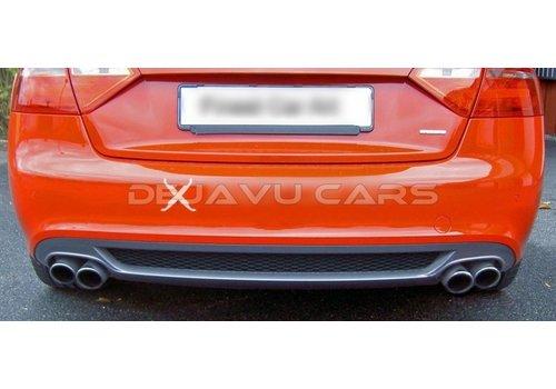 OEM LINE Duplex S line Look Diffusor für Audi A5 S line Coupe / Cabrio