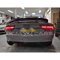 Facelift Look Dynamisch LED Rückleuchten für Audi A7 4G