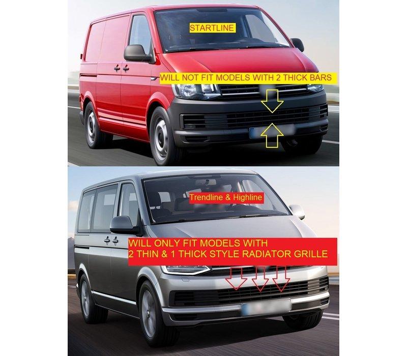 LED Dagrijverlichting voor Volkswagen Transporter T6, Caravelle & Multivan